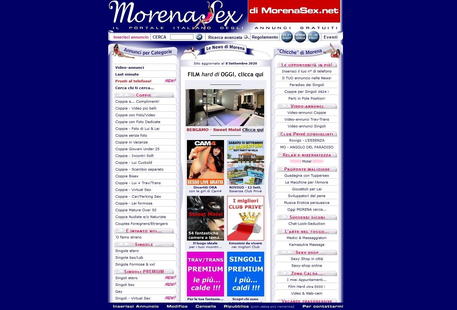 Immagine Home Morenasex